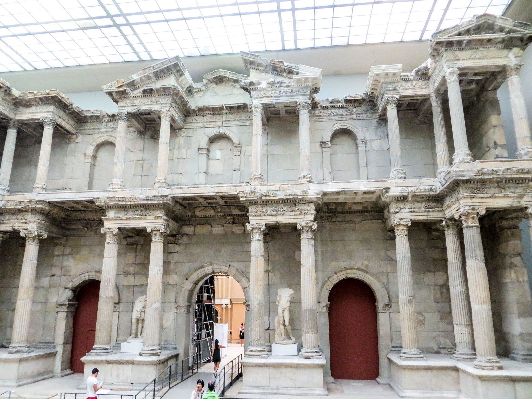solo female travel berlin tip: take the time to wander the museums