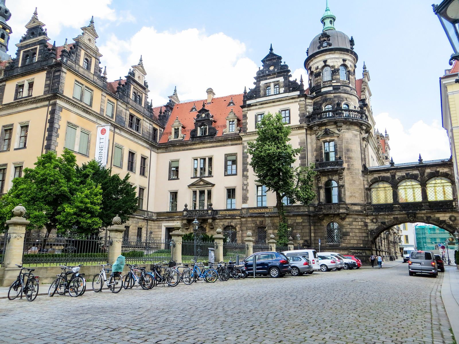gorgeous dresden is another one of the reasons to visit germany