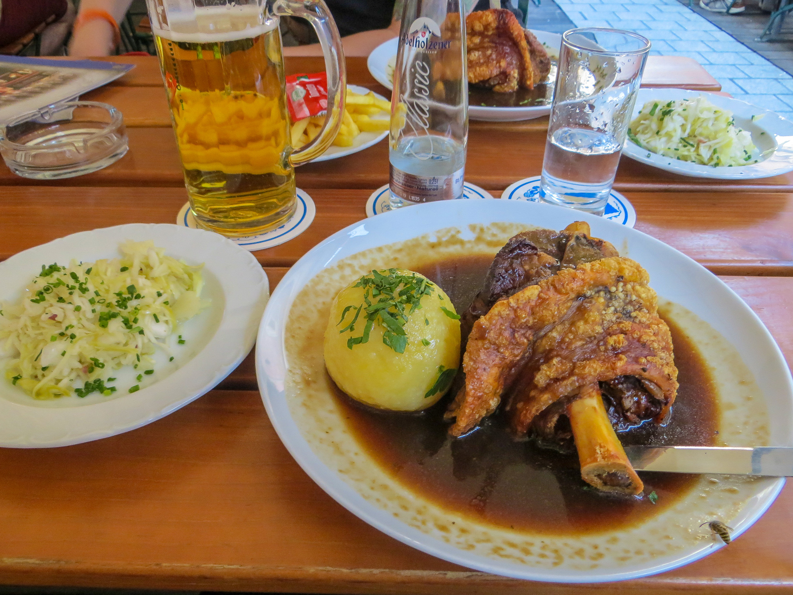 munich two days: lots of delicious food