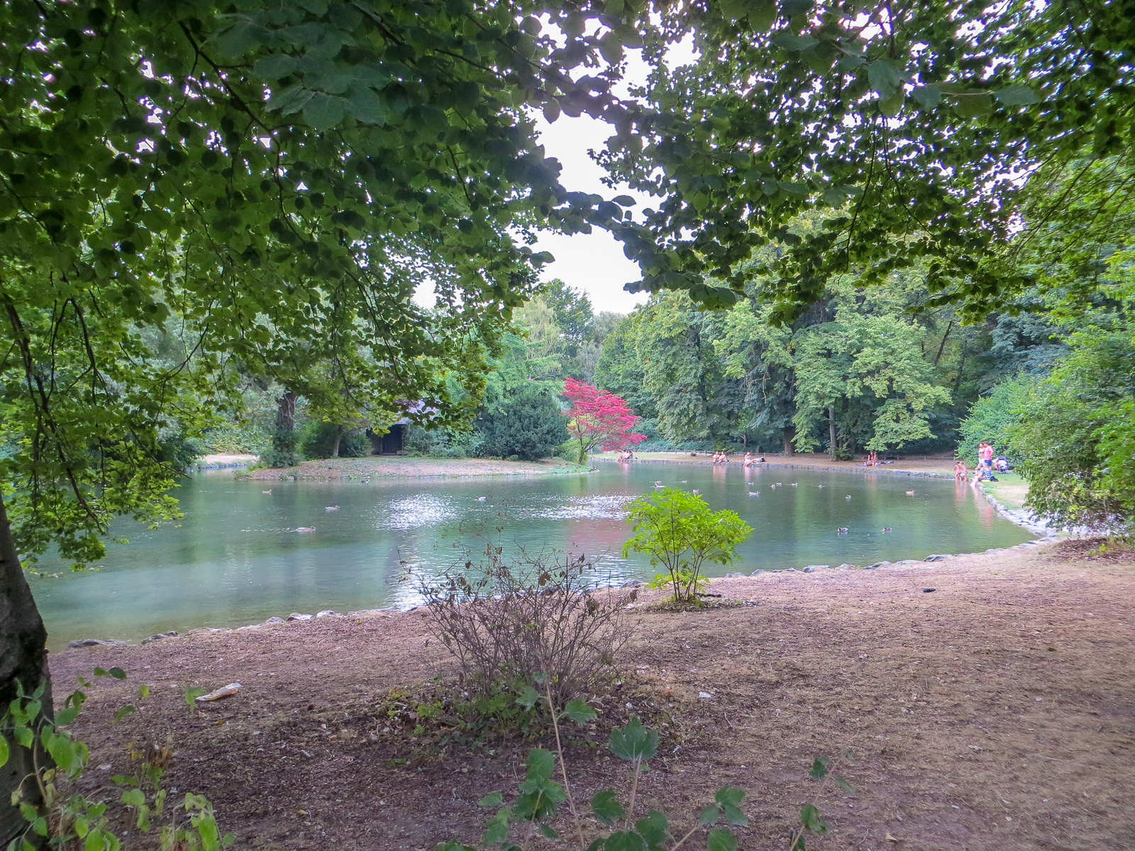 munich 2 days itinerary: don't skip the english garden