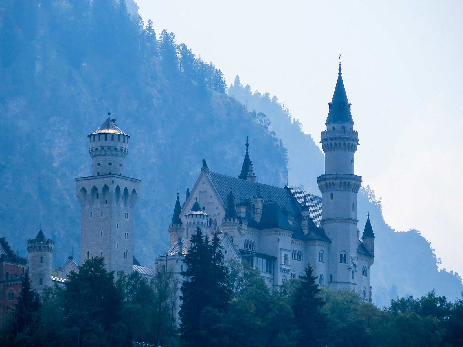 why visit germany? gorgeous castles