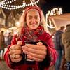 Weihnachtsmarkt in Hattingen im Ruhrgebiet