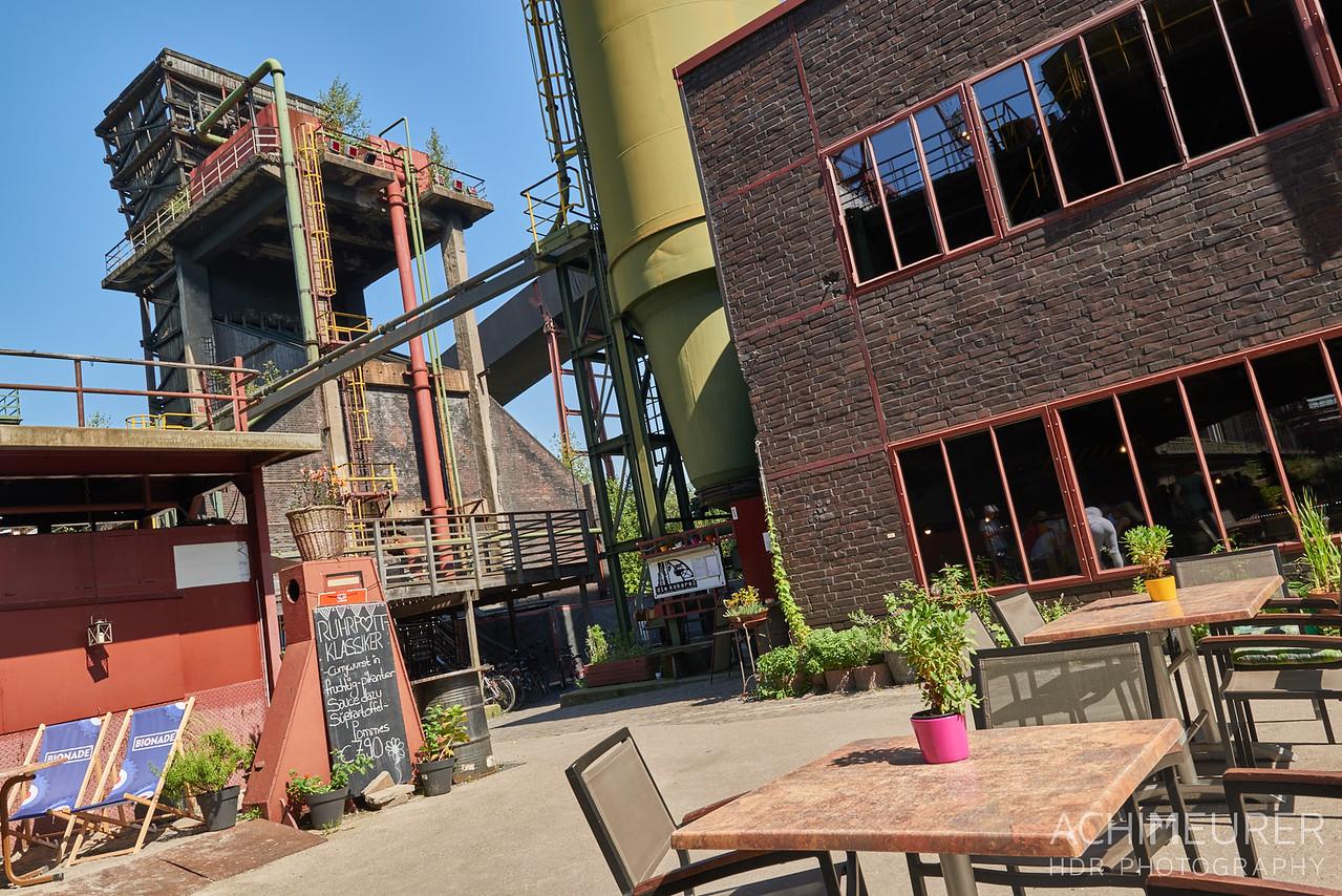 Zeche Zollverein in Essen Ruhrgebiet