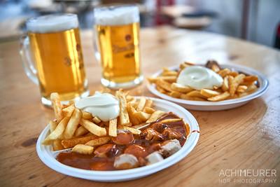 Currywurst aus Bottrop, Ruhrgebiet