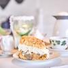 Kaffee & Kuchen im Gartencafé Süderdeich, Sankt Peter-Ording