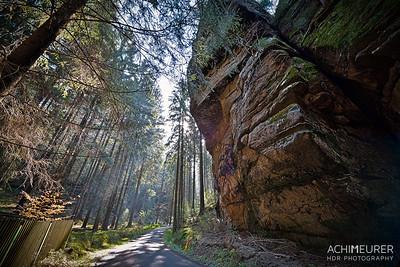 Saechsische-Schweiz-Wandern-Schrammsteine_8461_60_59_58_57_HDR