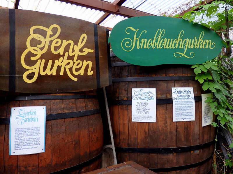 The Pickle Museum (Gurkenmuseum) in Spreewald