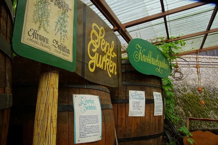 Gurken Pickle Museum in Spreewald, Germany