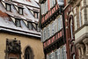 germany, tübingen, architecture, half-timbered, medieval