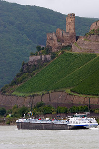 Castle Ehrenfels Ruins