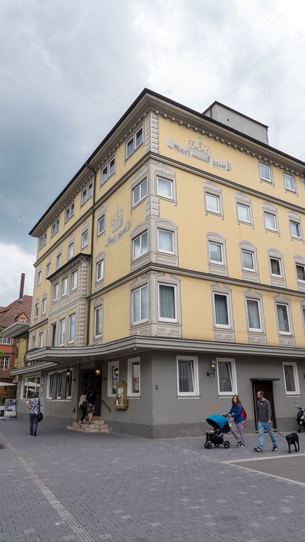Hotel Krone. Things to do in Tubingen Germany.