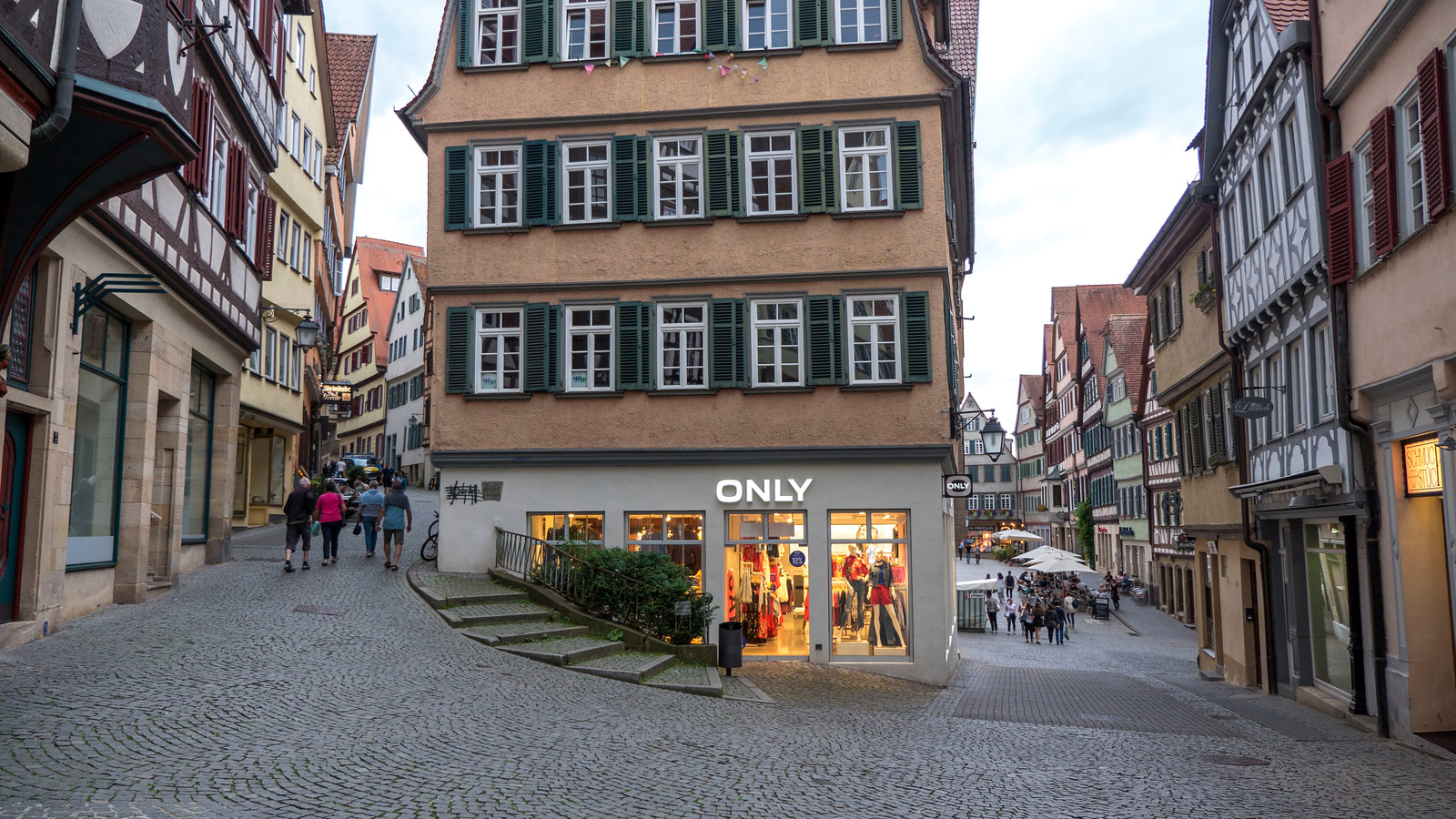 Shopping in Tubingen. Things to do in Tubingen Germany.