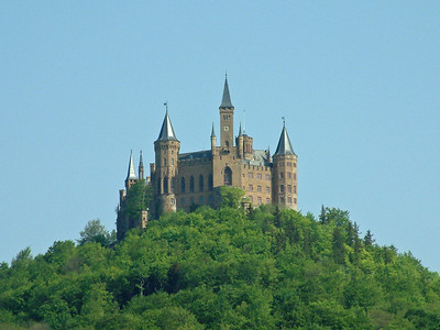 Hohenzollern Castle - Germany 500 PPI