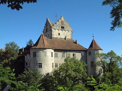 Burg Meersburg - Meersburg Germany 500 PPI