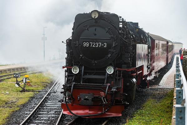 Brocken Station - Harz National Park, Germany