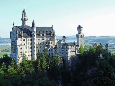 Schloss Neuschwanstein - Germany 500 PPI