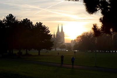 Kölner Dom, Cologne Cathedral, Cologne, North Rhine-Westphalia, Germany