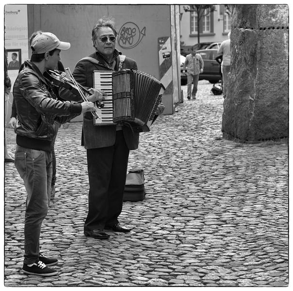 Musicians at Work