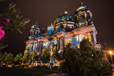 Berliner Dom Light Festival - Berlin, Germany