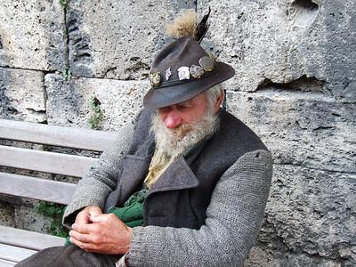 German Gentleman...Garmisch- Partenkirchen, Germany
