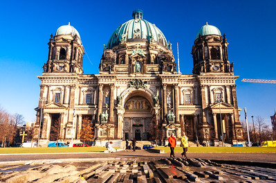 Berliner Dom cathedral