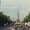 Victory Column, and TV Tower (reflecting the cross)