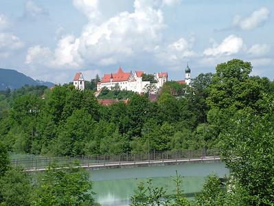 Hohe Schloss Fussen - Fussen Germany 500 PPI