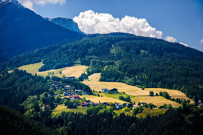 Richards___An Austrian Village