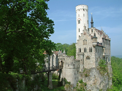 Burg Lichtenstein, Germany