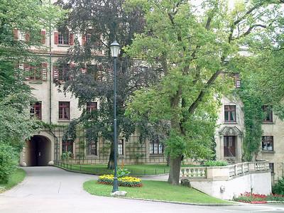 Schloss Sigmaringen - Sigmaringen Germany 500 PPI