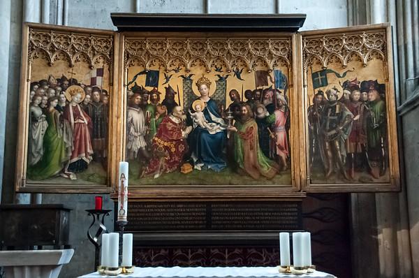 Dombild Altarpiece