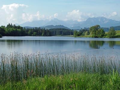 Hopfen Lake - Bebele-Fussen - Germany  500 PPI