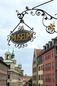 Sebalder Altstadt, Old Town, Nürnberg, Nuremberg, Franconia, Bavaria, Germany
