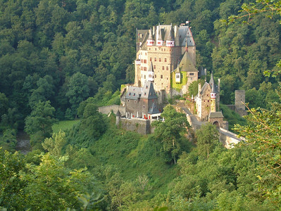 Burg Eltz - Early Morning - Germany 500 PPI