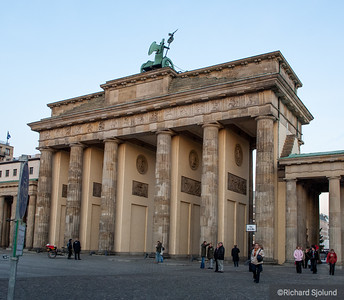 Berlin Germany Brandenburg Gate