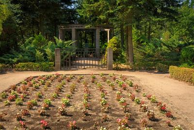 Das Grab Otto Reutters, städtischer Friedhof an der Bismarker Straße, Gardelegen