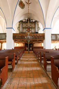 Treutmann-Orgel, Marienkirche Gardelegen