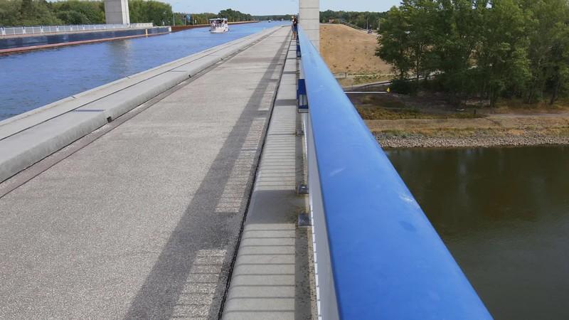 Wasserstraßenkreuzung Elbe-Mittellandkanal