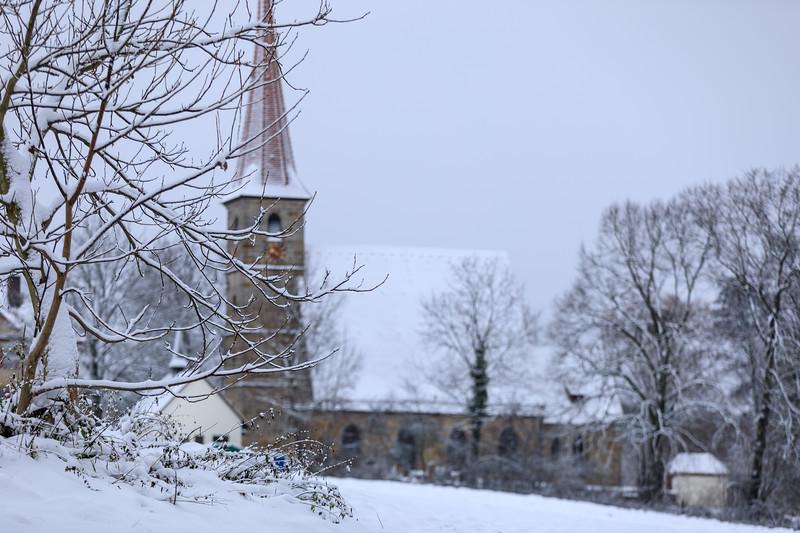 St. Egidien im Schnee, Beerbach