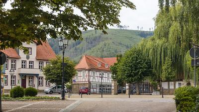 """Zu den Rothen Forellen"""", Islenburg"""