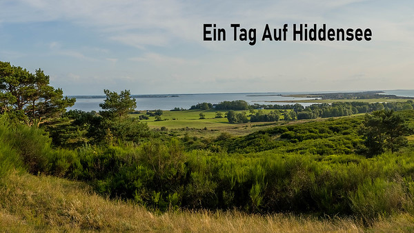Ein Tag auf Hiddensee im September 2020