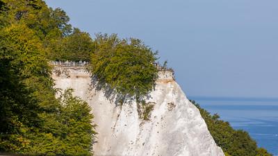 Aussichtsplattform Königsstuhl Kreidefelsen, Nationalpark Jasmund