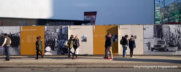 Berlin Wall and Prenzlauerberg - February 2014