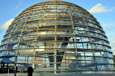 Reichstag Building pt. 1 - February 2014