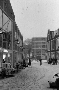 Van Kreel poort in the snow