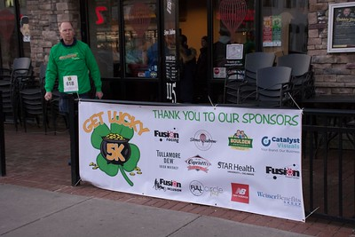 Get Lucky 5K - 2018 Pre and Post Photos