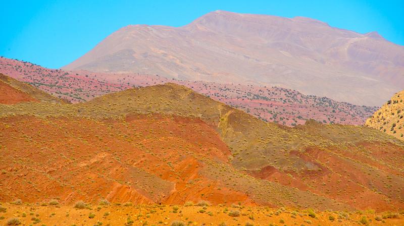Colorful Morocco