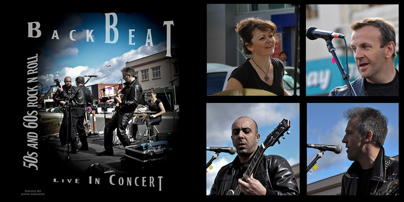 BackBeat CD Cover