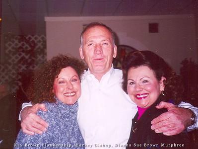 Kay, Hoppy & Diana Sue