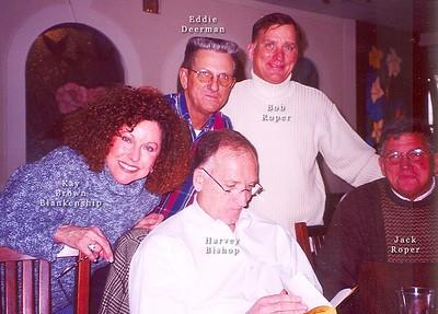 Eddie, Kay, Harvey, Bob & Jack